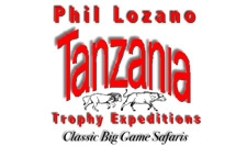 Phil Lozano Tanzania Trophy Expeditions- www.go-on-safari.com
